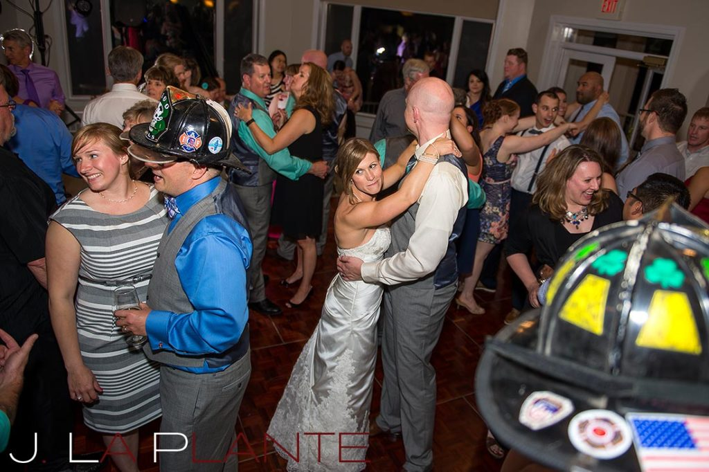 J. La Plante Photo | Kalamazoo Country Club Wedding | Destination Wedding Photography | Couples' dance