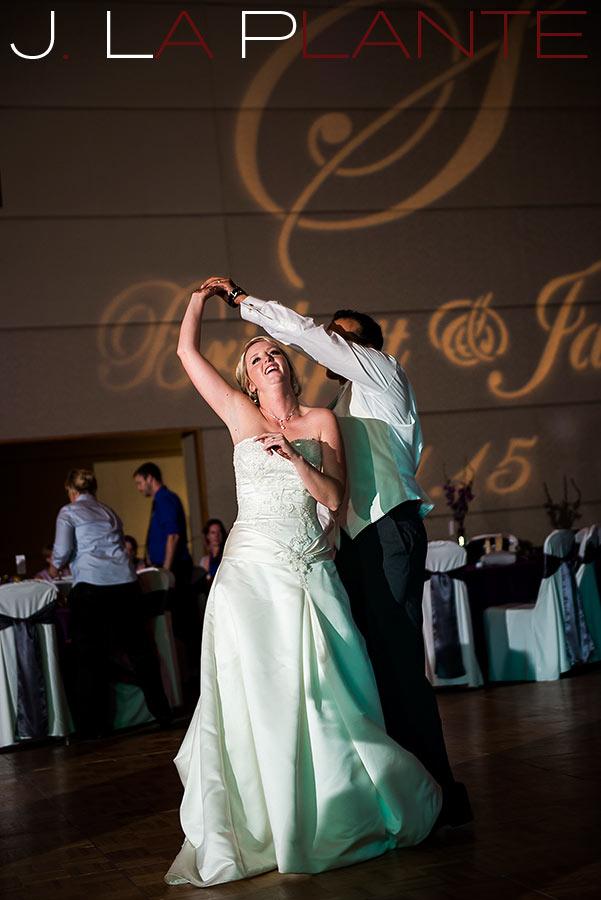 J. La Plante Photo | Denver Wedding Photography | Wildlife Experience wedding | First dance