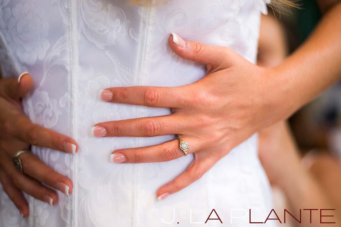 J. La Plante Photo | Destination Wedding Photography | Ogunquit Maine Wedding | Engagement ring