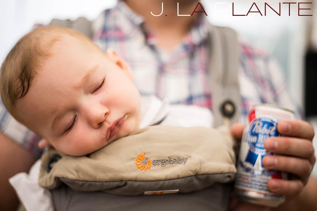 J. La Plante Photo | Destination Wedding Photography | Ogunquit Maine Wedding | Baby and PBR
