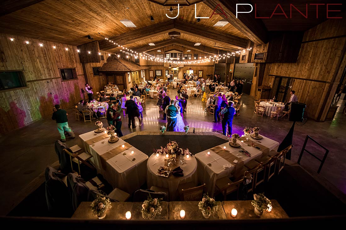 J. La Plante Photo | Colorado Wedding Photography | Spruce Mountain Ranch Wedding | Anniversary dance