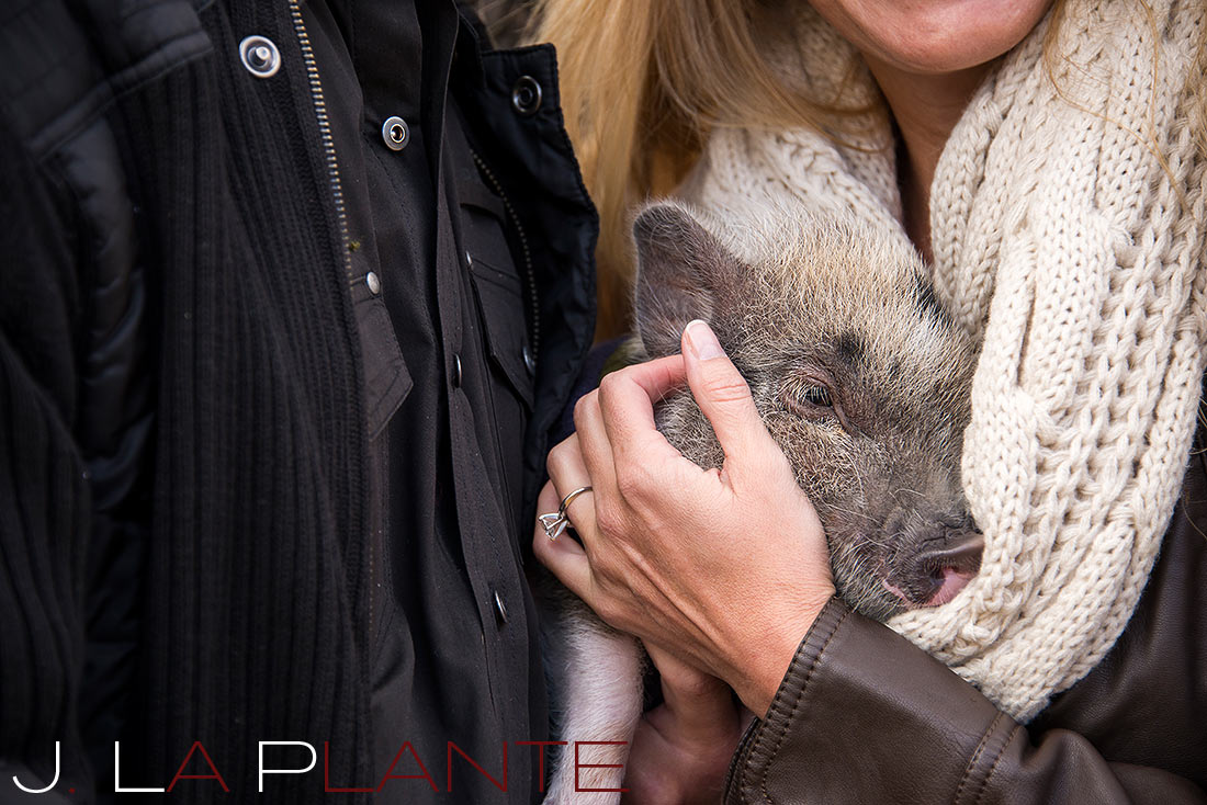 Colorado state park engagement session | Best Colorado wedding photographers | J. La Plante Photo