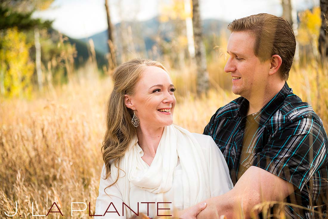 J. La Plante Photo | Denver Engagement Photography | Golden Gate Canyon State Park