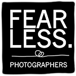 Award winning Boulder wedding photographers on Fearless Photographers