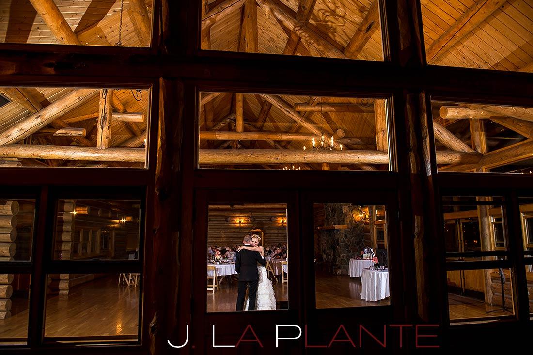 J. LaPlante Photo   Evergreen Wedding Photographer   Evergreen Lake House Wedding   First Dance