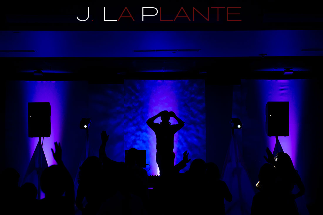 J. LaPlante Photo   Aspen Wedding Photographer   Aspen Meadows Resort Wedding   Wedding DJ Photo