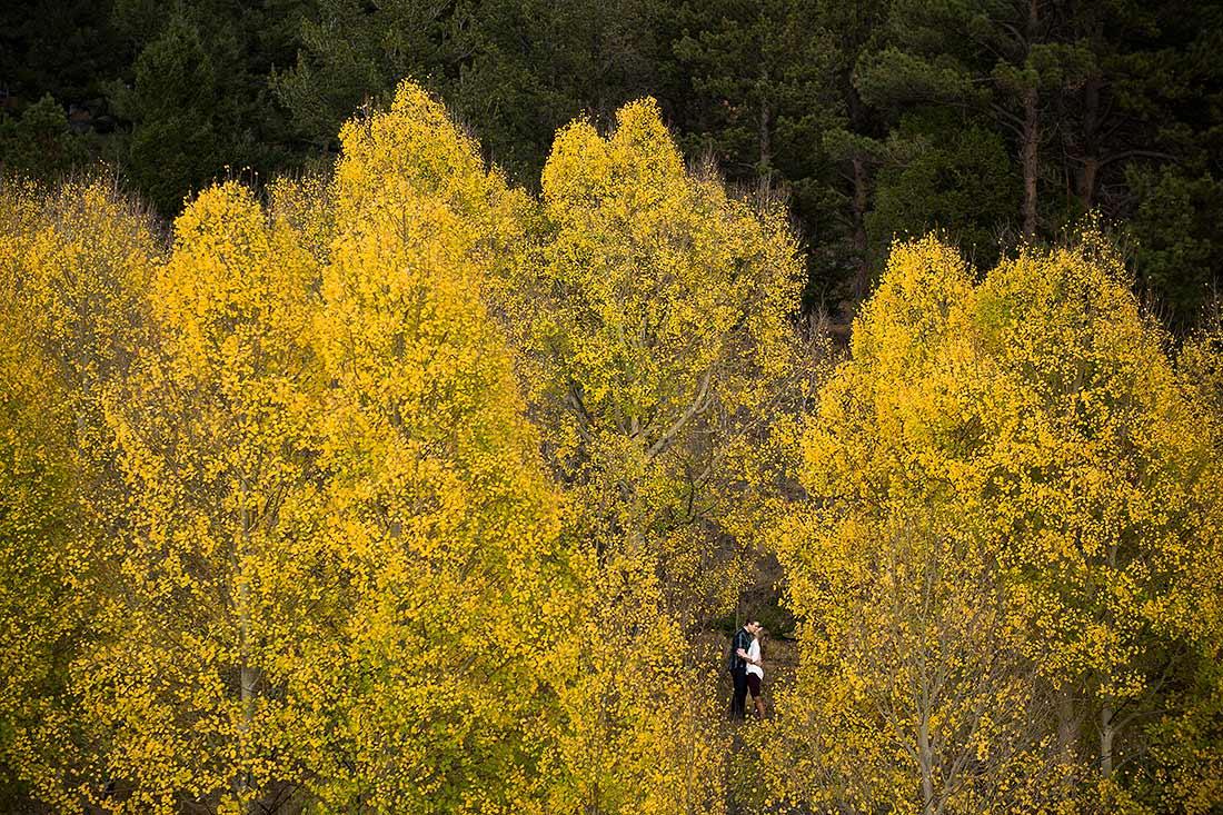 J. LaPlante Photo   Golden Engagement Photographer   Golden Gate Canyon Engagement   Fall Engagement Shoot