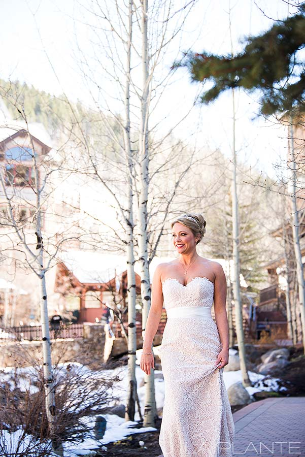 J. LaPlante Photo | Beaver Creek Wedding Photographer | Beaver Creek Resort Wedding | Bride First Look
