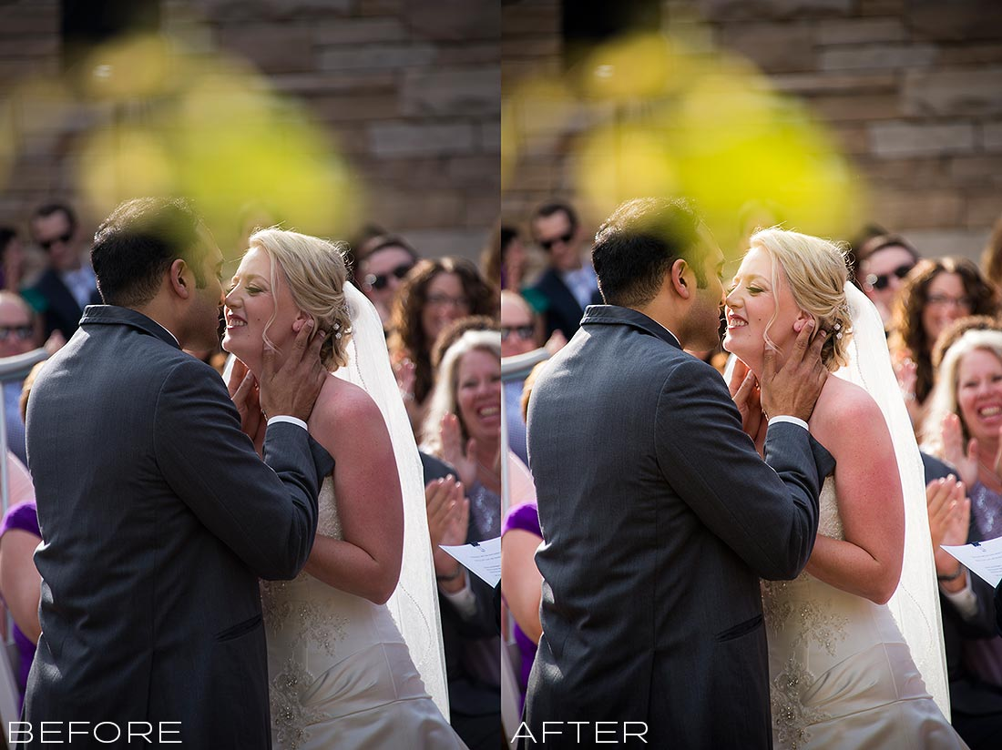 J. LaPlante Photo | Denver Wedding Photographer | Wildlife Experience Wedding | Photoshop Wedding Photos