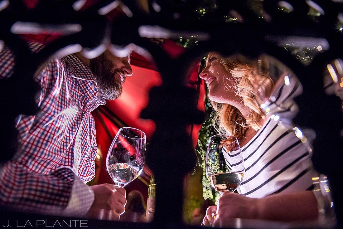 J. La Plante Photo | Denver Wedding Photographer | Larimer Square Engagement | Bistro Vendome Denver
