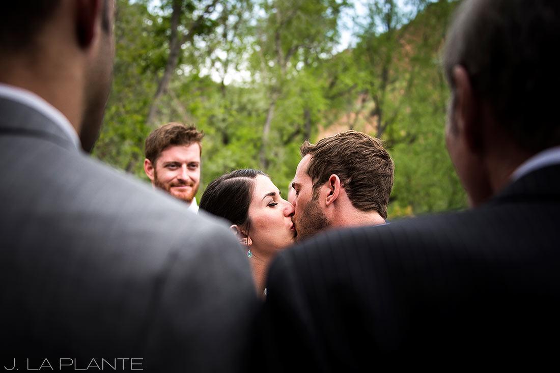 J. La Plante Photo | Boulder Wedding Photographer | Planet Bluegrass Wedding | Jewish Wedding Ketuba Signing
