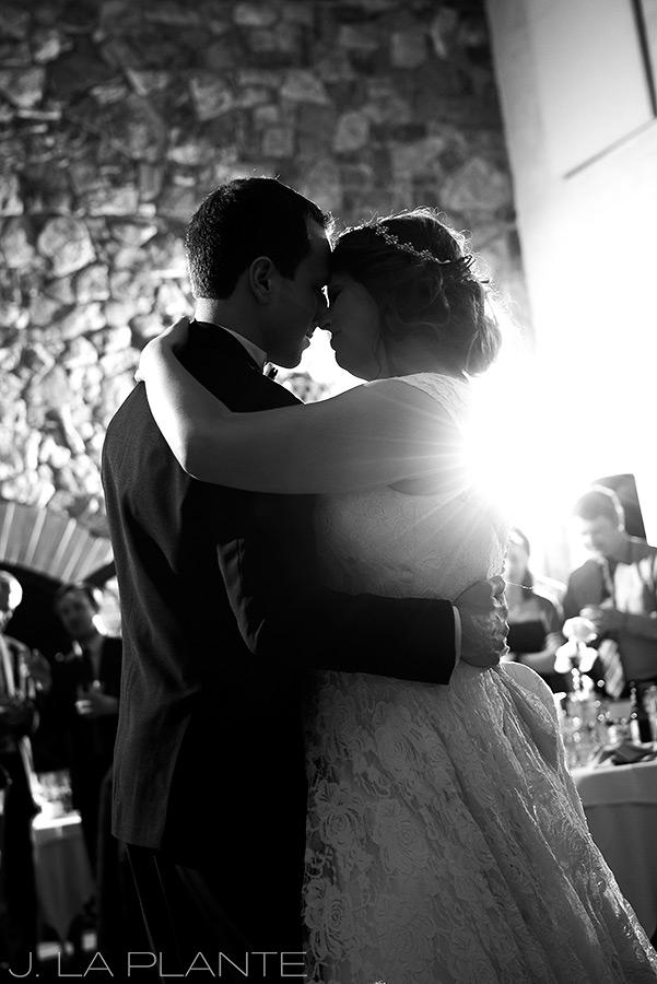 J. La Plante Photo | Denver Wedding Photographer | University of Denver Wedding | Fritz Knoebel Wedding | First Dance