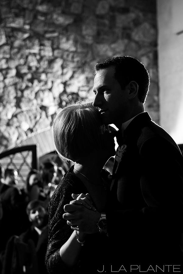 J. La Plante Photo | Denver Wedding Photographer | University of Denver Wedding | Fritz Knoebel Wedding | Mother Son Dance