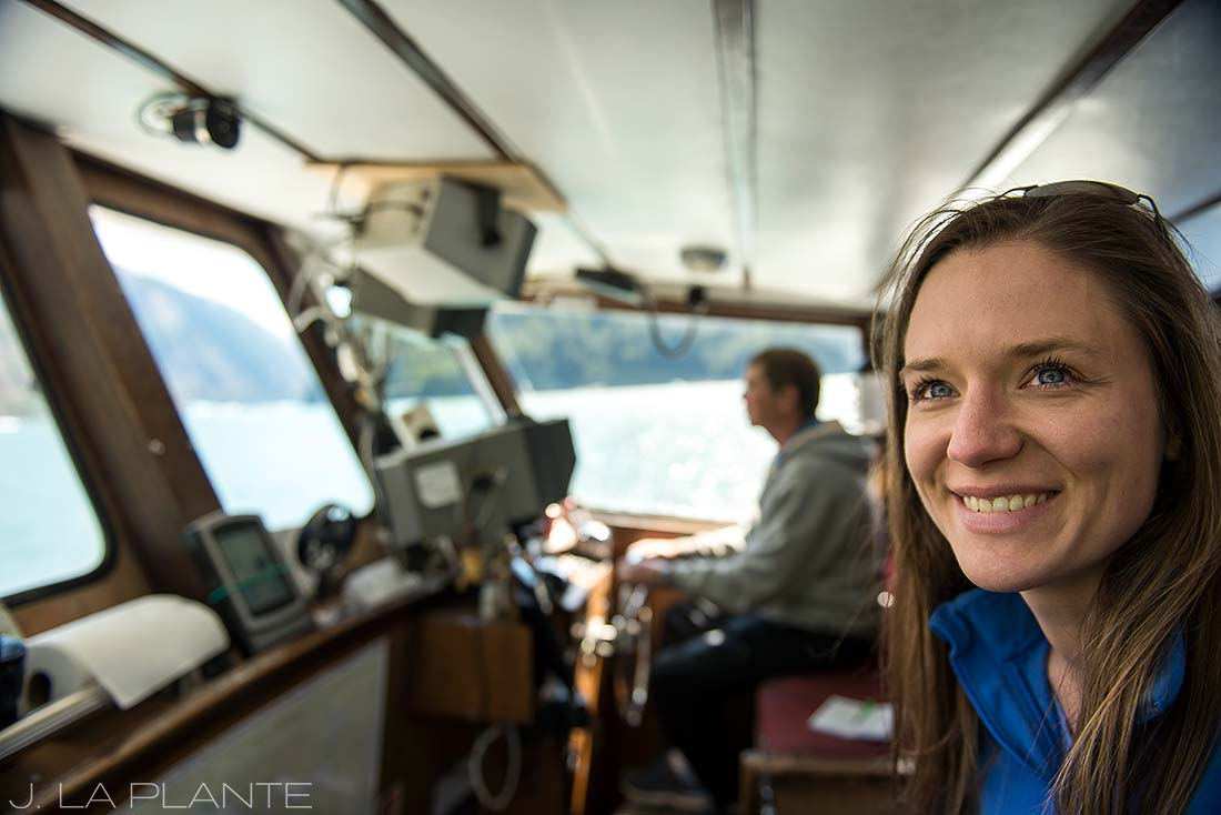 touring the tracy arm fjord