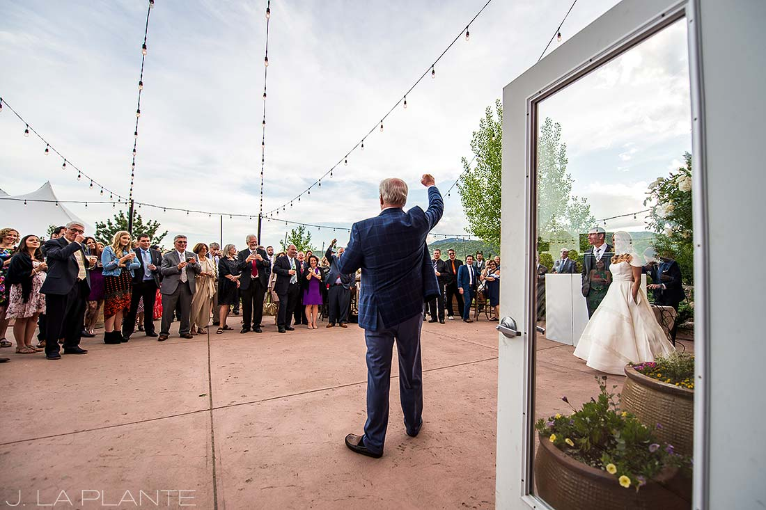Chatfield Gardens Wedding J La Plante Photo