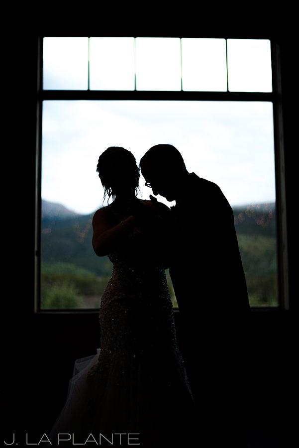 J. La Plante Photo | Winter Park Colorado Wedding Photographer | Devil's Thumb Ranch Wedding | Father Daughter Dance