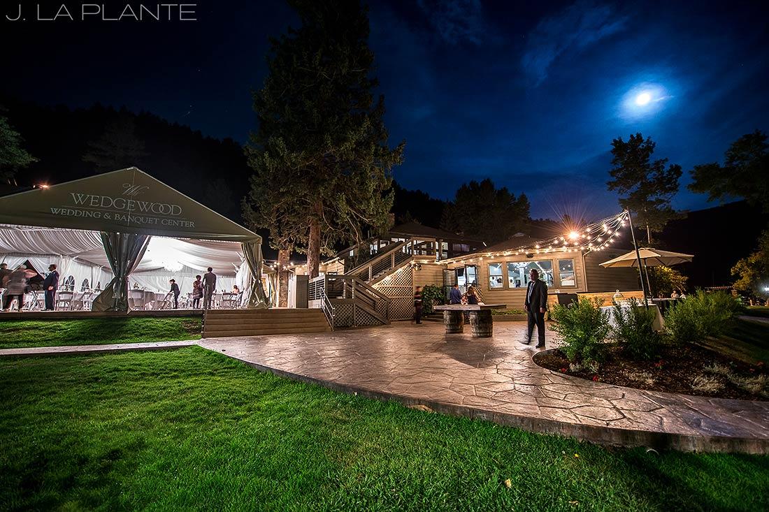 Wedgewood Wedding on Colorado Ranch House