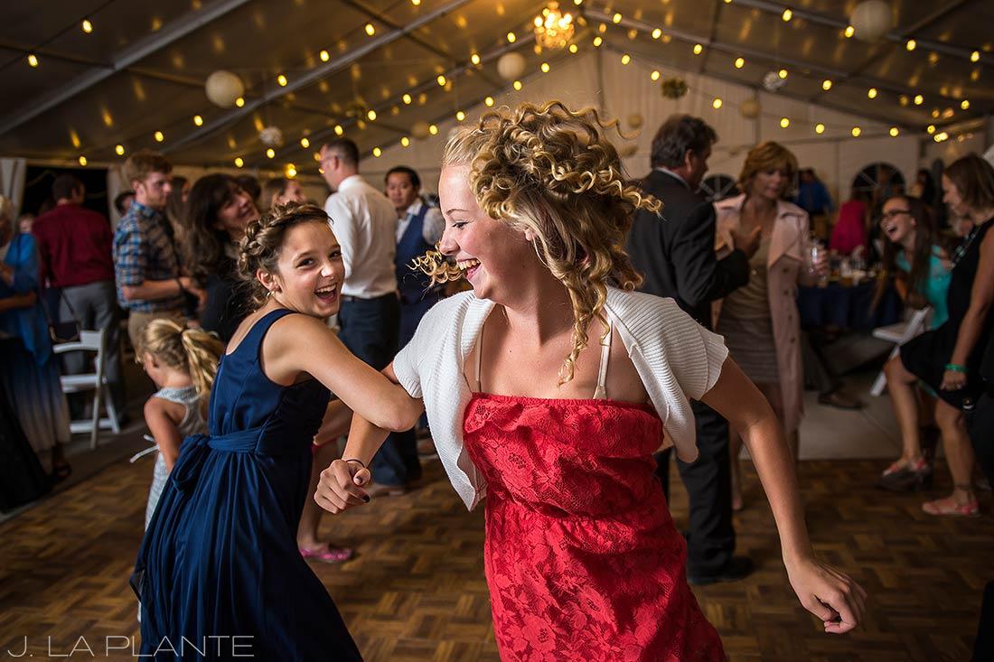 wedding reception dance party