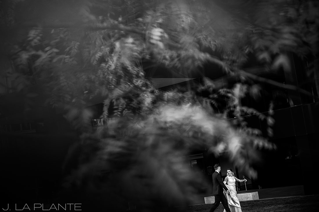 J. La Plante Photo | Denver Wedding Photographer | Grand Hyatt Wedding | Skyline Park wedding photos
