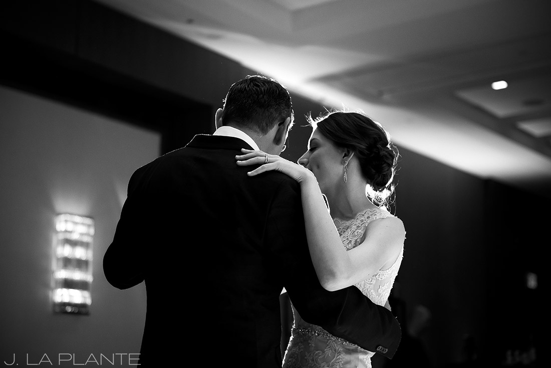 J. La Plante Photo | Denver Wedding Photographer | Grand Hyatt Wedding | Father daughter dance