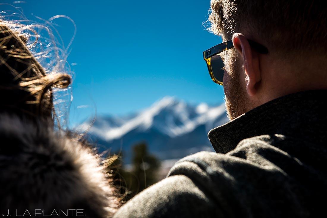 J. La Plante Photo   Colorado Wedding Photographer   Buena Vista Colorado Engagement   Bride and Groom Portrait
