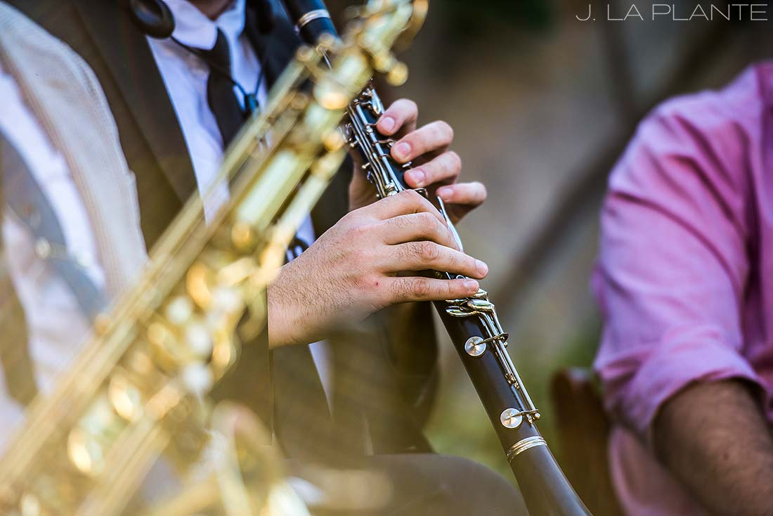 Wedding jazz band | Race & Religious Wedding | New Orleans Destination Wedding Photography | J. La Plante Photo