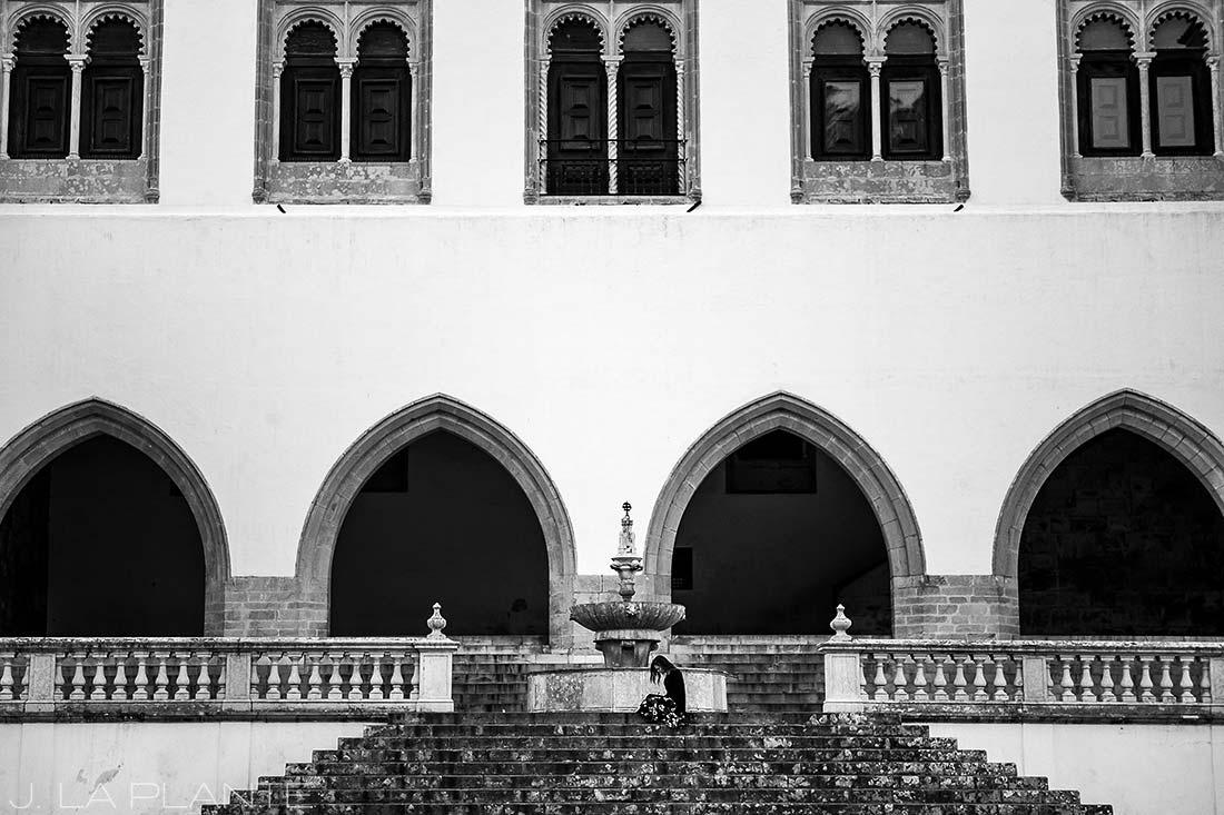 architecture in sintra portugal