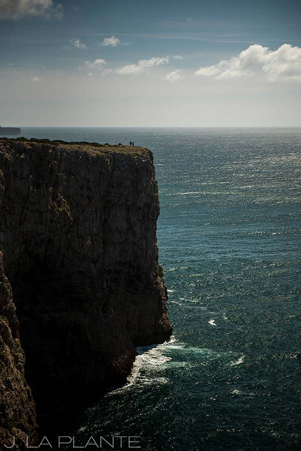 the cliffs of the algarve portugal
