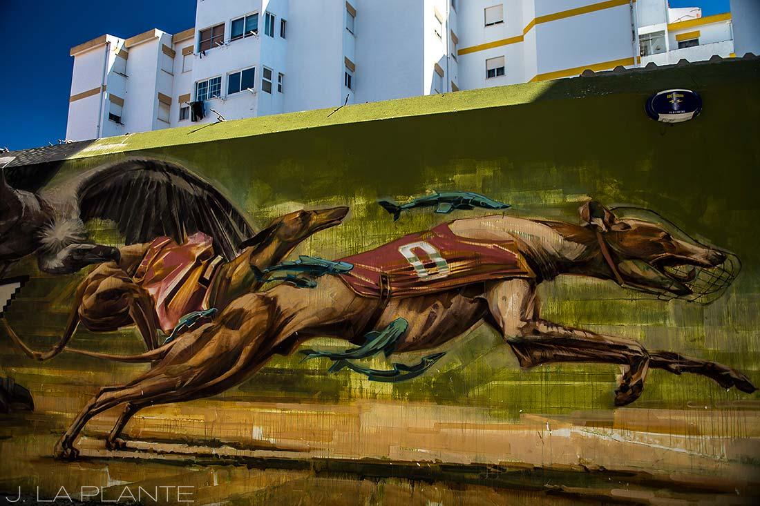 street art in lagos portugal