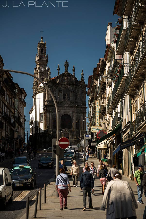 walking the streets of porto portugal