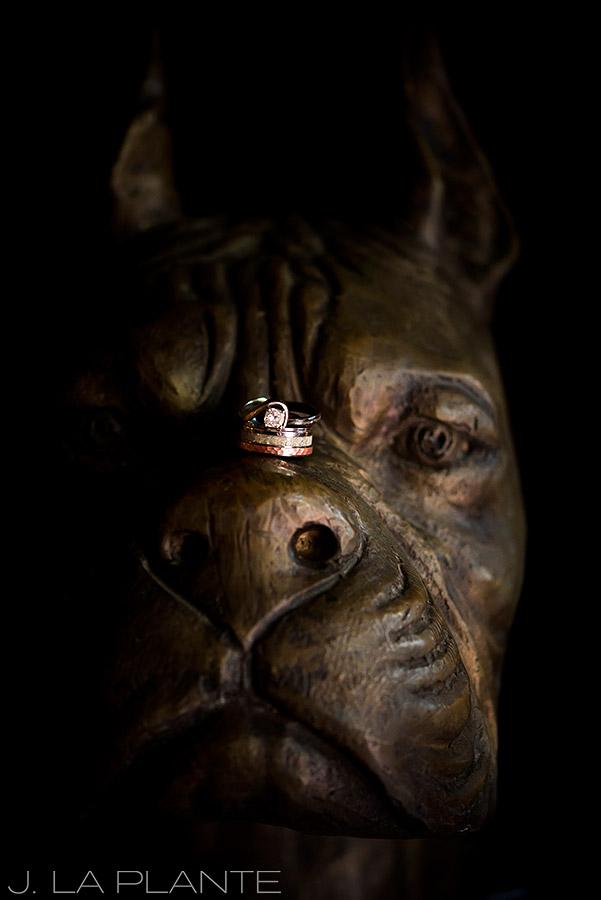 Unique wedding rings | Crooked Willow Farms Wedding | Denver Wedding Photographer | J La Plante Photo