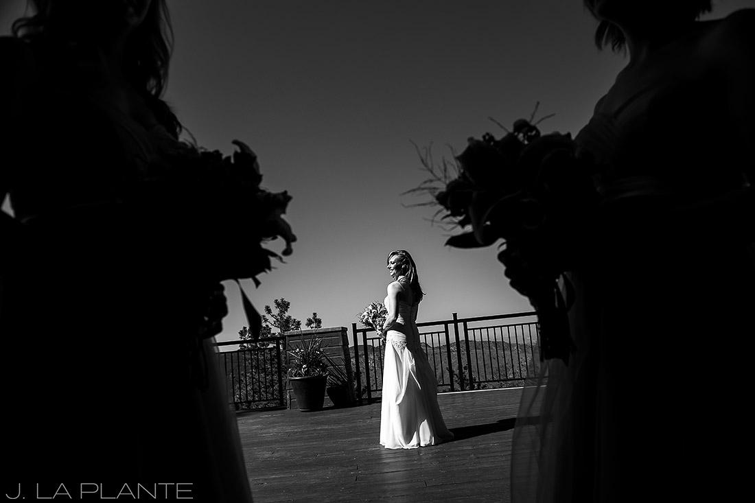 Mount Vernon Country Club Wedding | Unique bridesmaid photo | Denver wedding photographer | J La Plante Photo