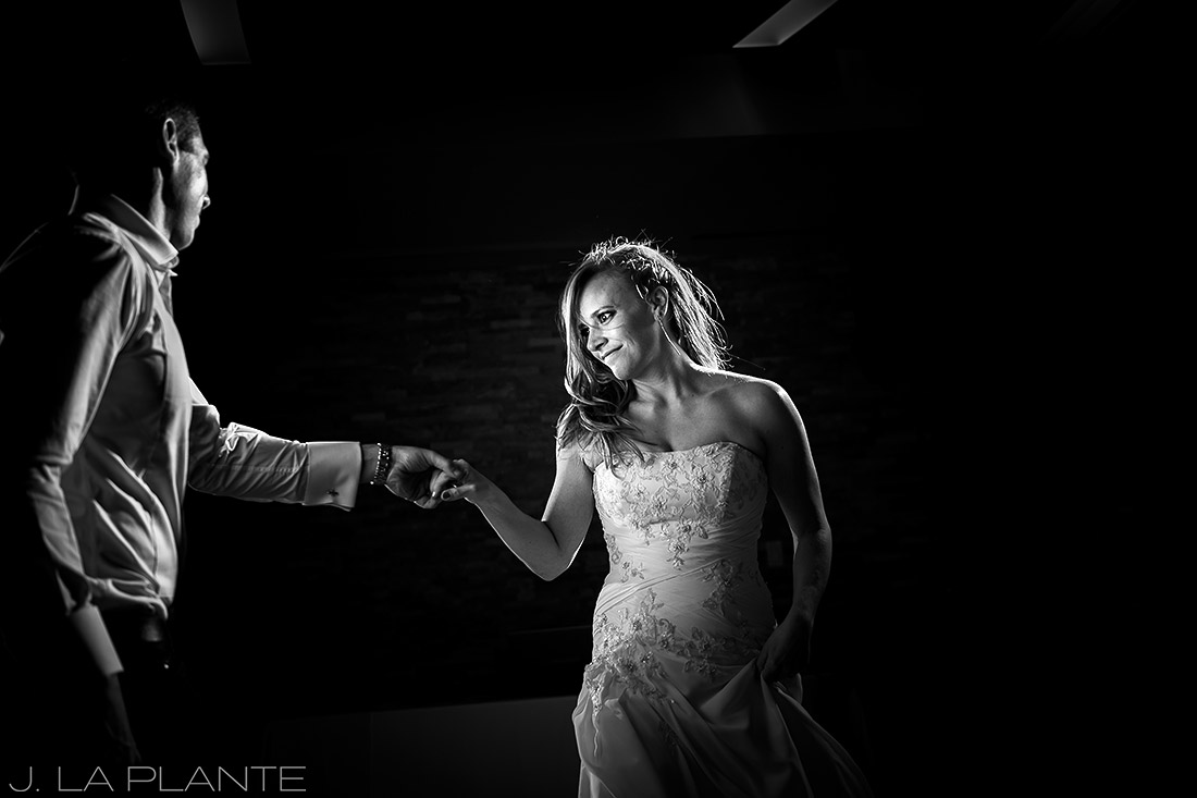 Mount Vernon Country Club Wedding | First dance | Denver wedding photographer | J La Plante Photo