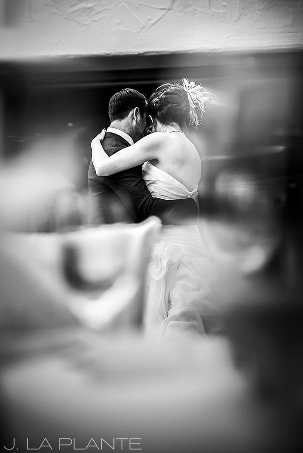 Sonnenalp Wedding | First dance | Vail wedding photographer | J La Plante Photo