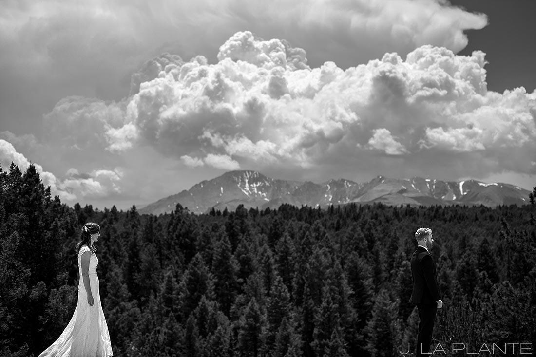 Edgewood Inn Wedding | Colorado Springs Wedding Photographer | Pikes Peak wedding photo | J La Plante Photo