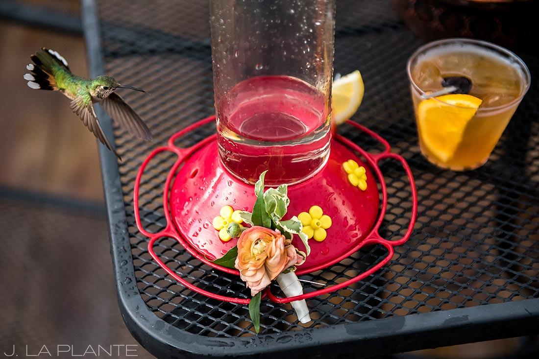 Edgewood Inn Wedding | Colorado Springs Wedding Photographer | Signature wedding drink | J La Plante Photo
