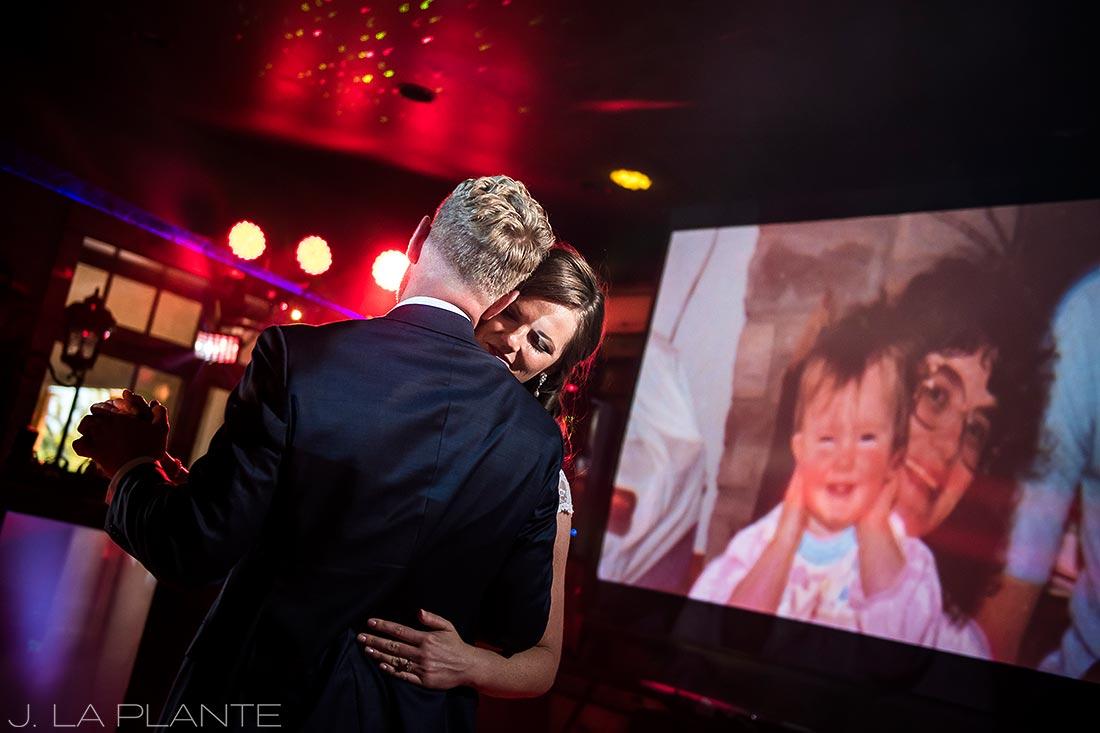 Edgewood Inn Wedding | Colorado Springs Wedding Photographer | First Dance | J La Plante Photo