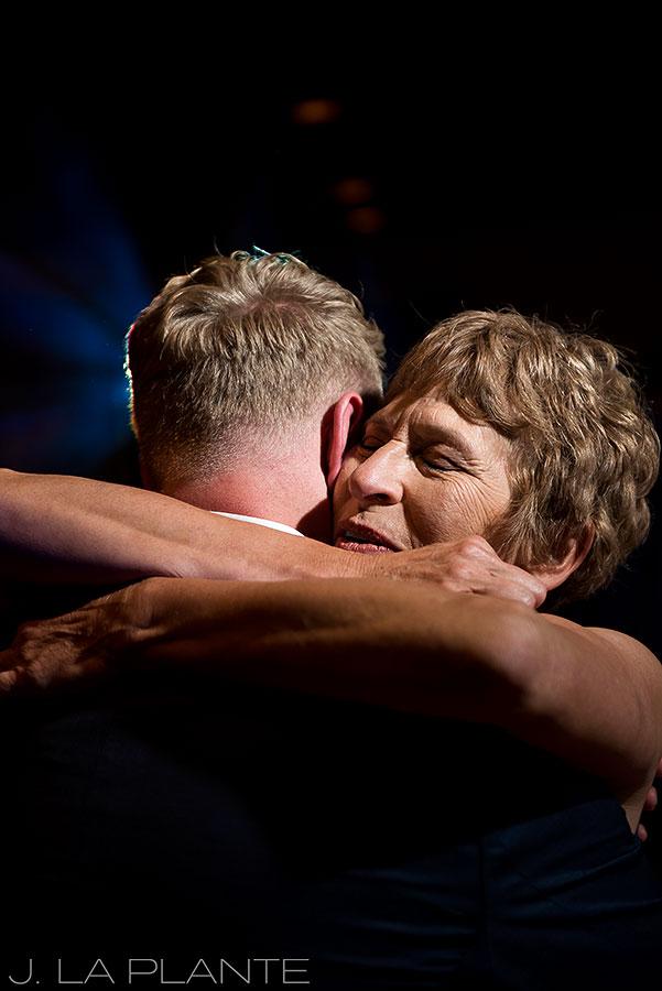 Edgewood Inn Wedding | Colorado Springs Wedding Photographer | Mother Son Dance | J La Plante Photo
