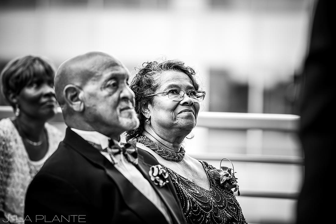 JW Marriott Cherry Creek Wedding | Wedding ceremony | Denver wedding photographer | J La Plante Photo