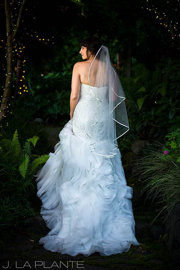 cool wedding dress on vashon island