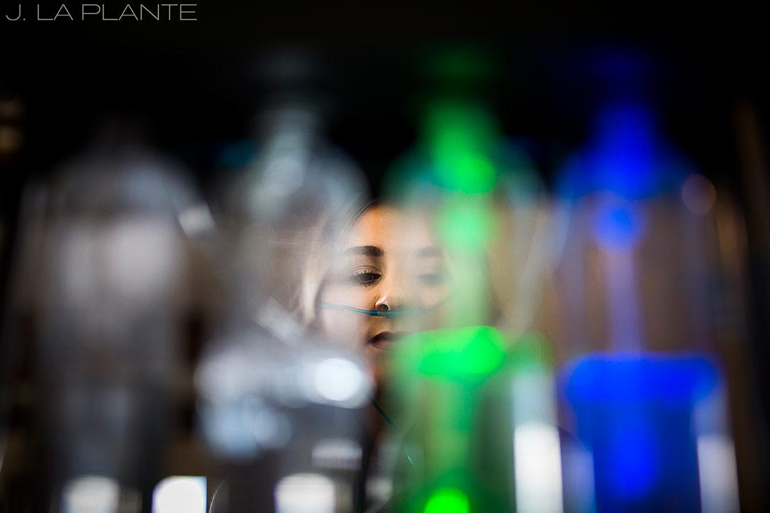 Durango wedding | Oxygen bar | Durango wedding photographer | J La Plante Photo