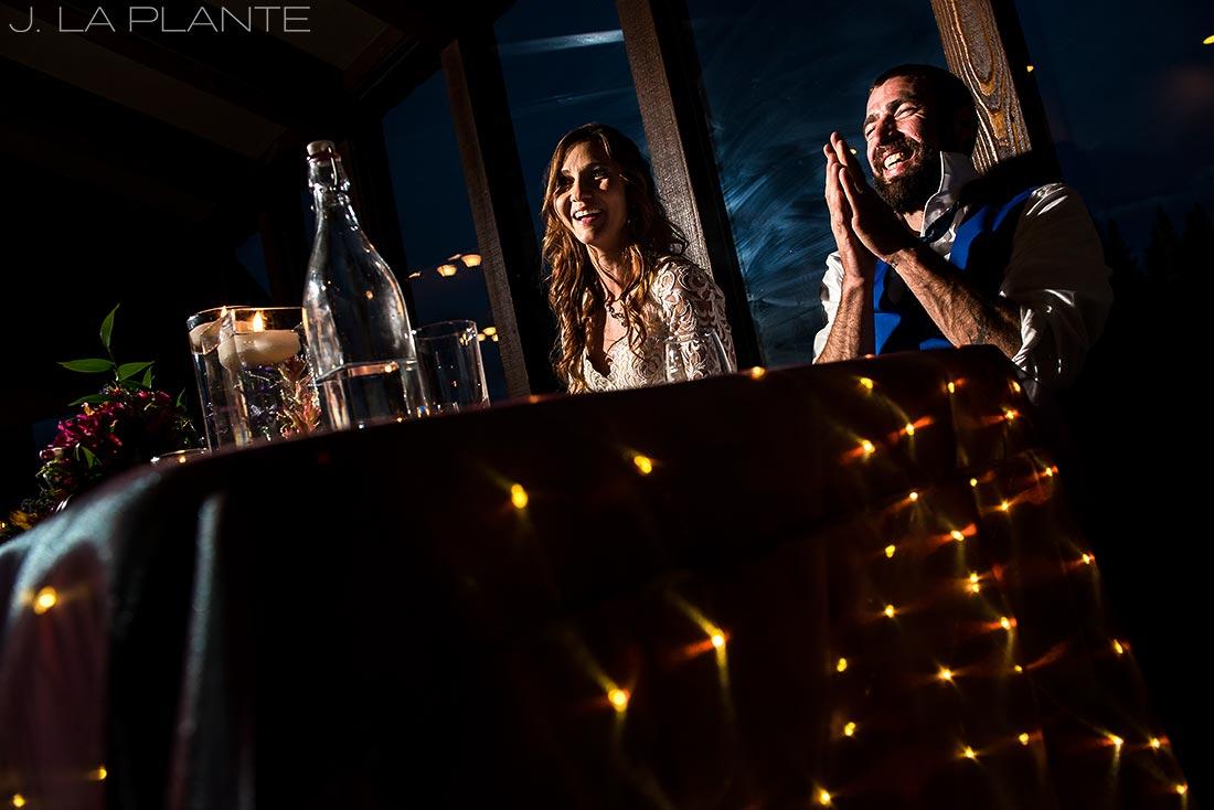 Durango wedding | Toasts | Durango wedding photographer | J La Plante Photo