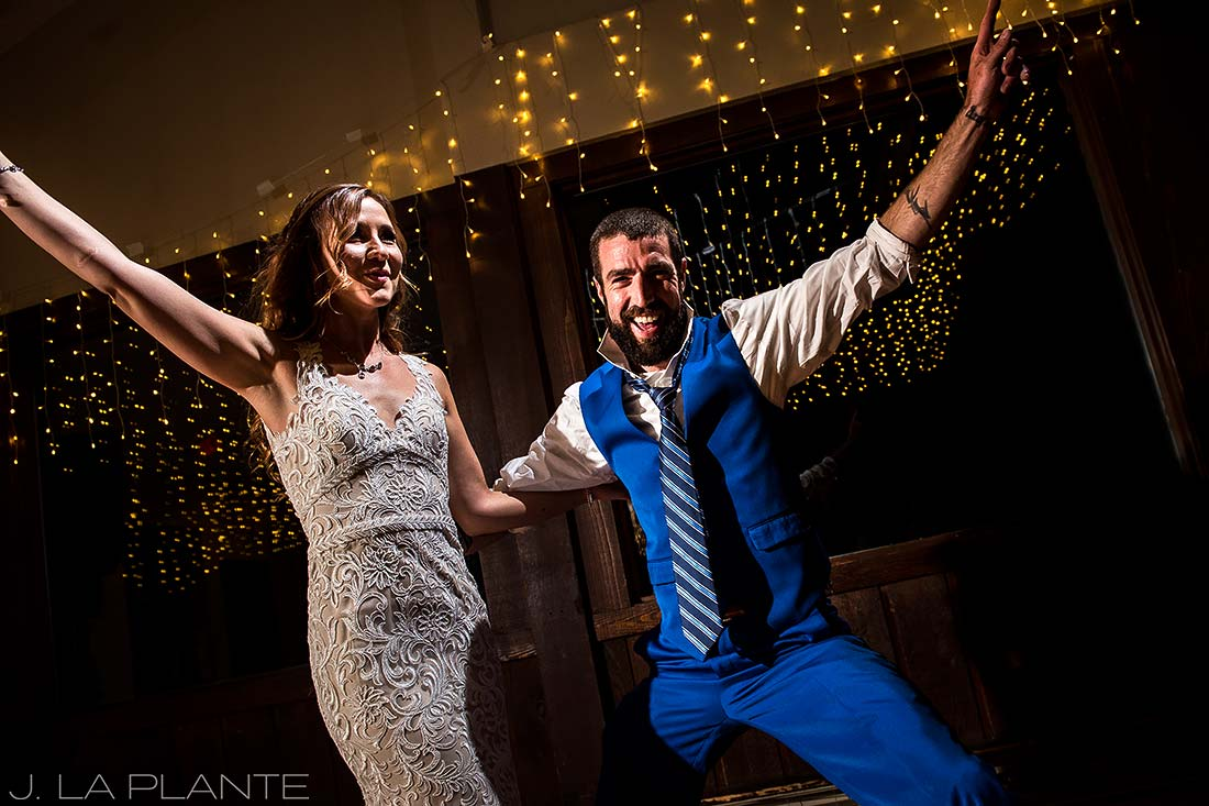 Durango wedding | First dance | Durango wedding photographer | J La Plante Photo