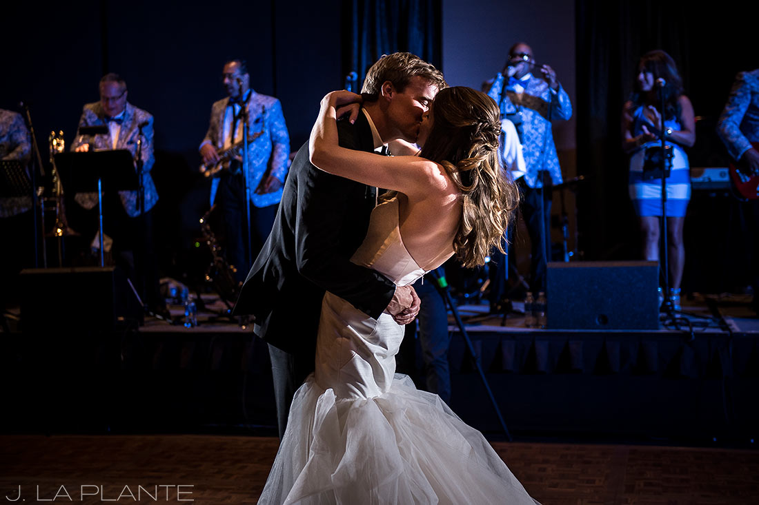 Park Hyatt Wedding | First dance | Beaver Creek wedding photographer | J La Plante Photo