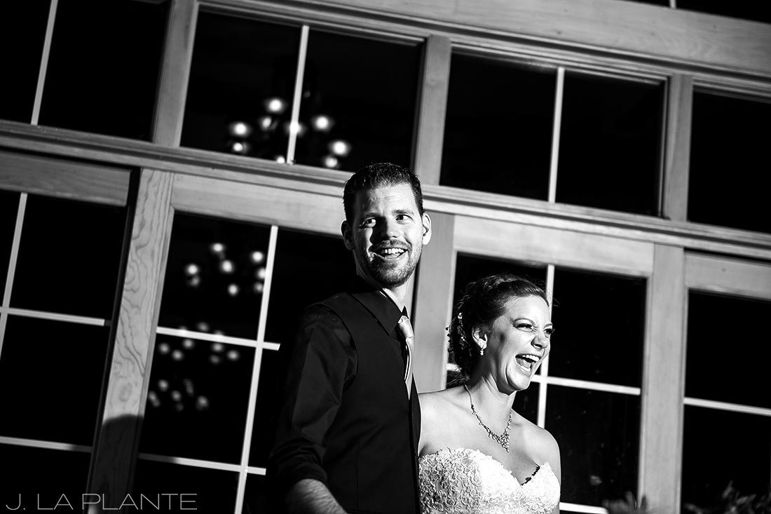 Crooked Willow Farms Wedding   Toasts   Colorado Wedding Photographer   J La Plante Photo