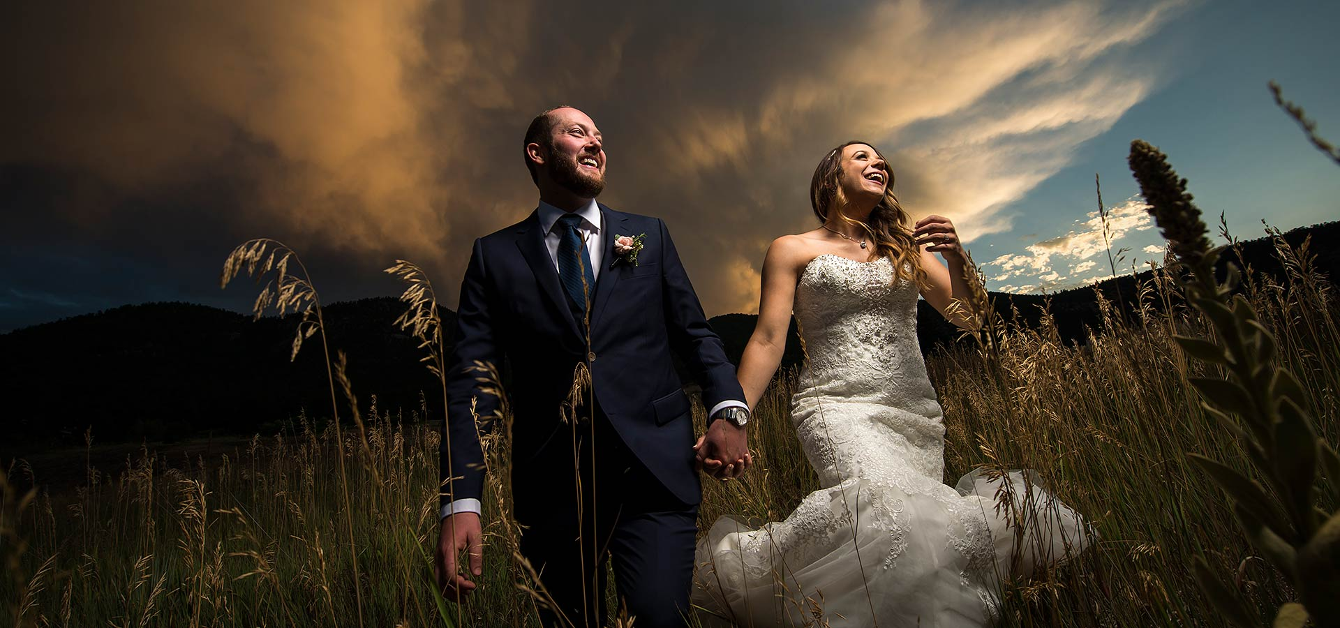 Mon Cheri wedding | Estes Park wedding photographer | J La Plante Photo