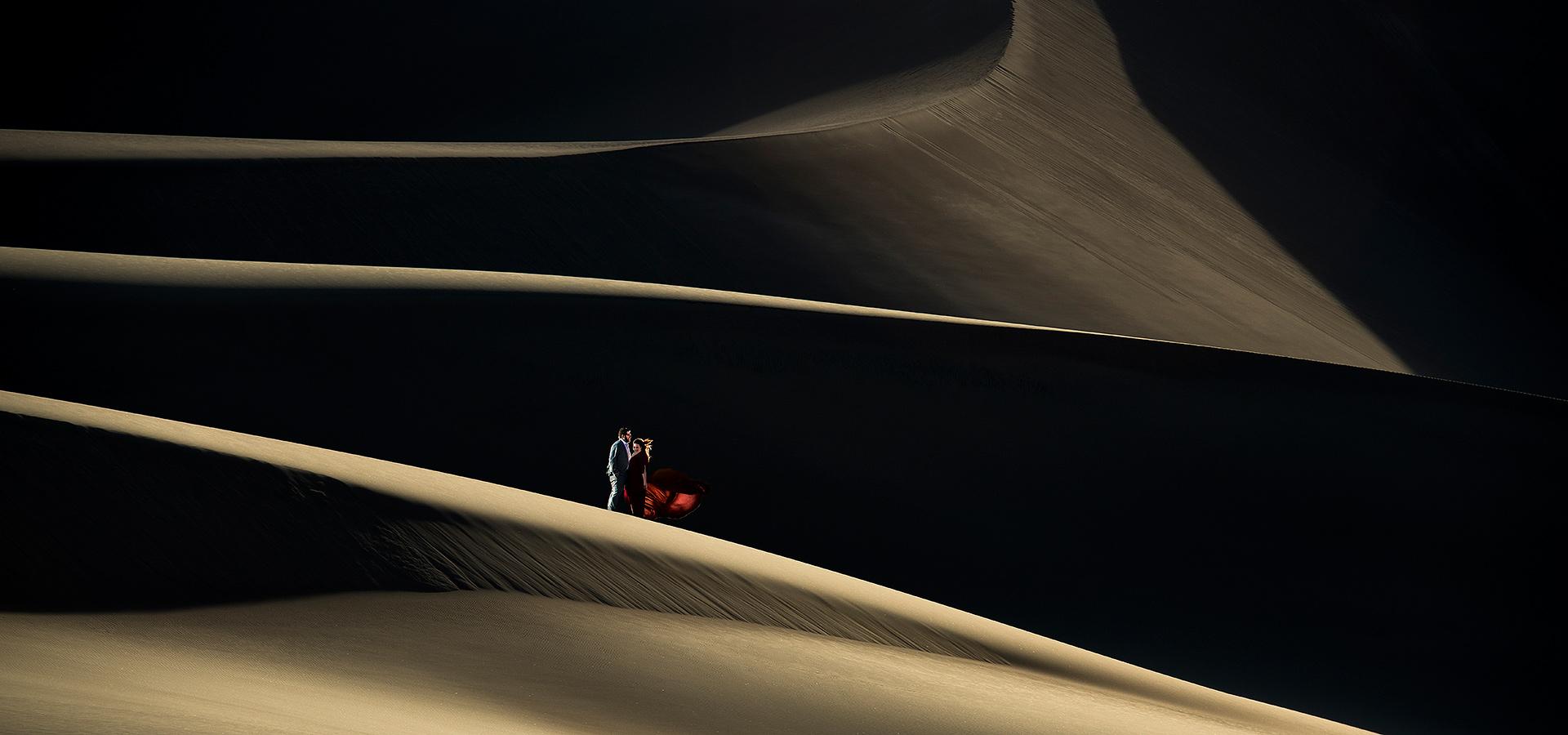 Great Sand Dunes Engagement | Colorado Wedding Photographer | J La Plante Photo