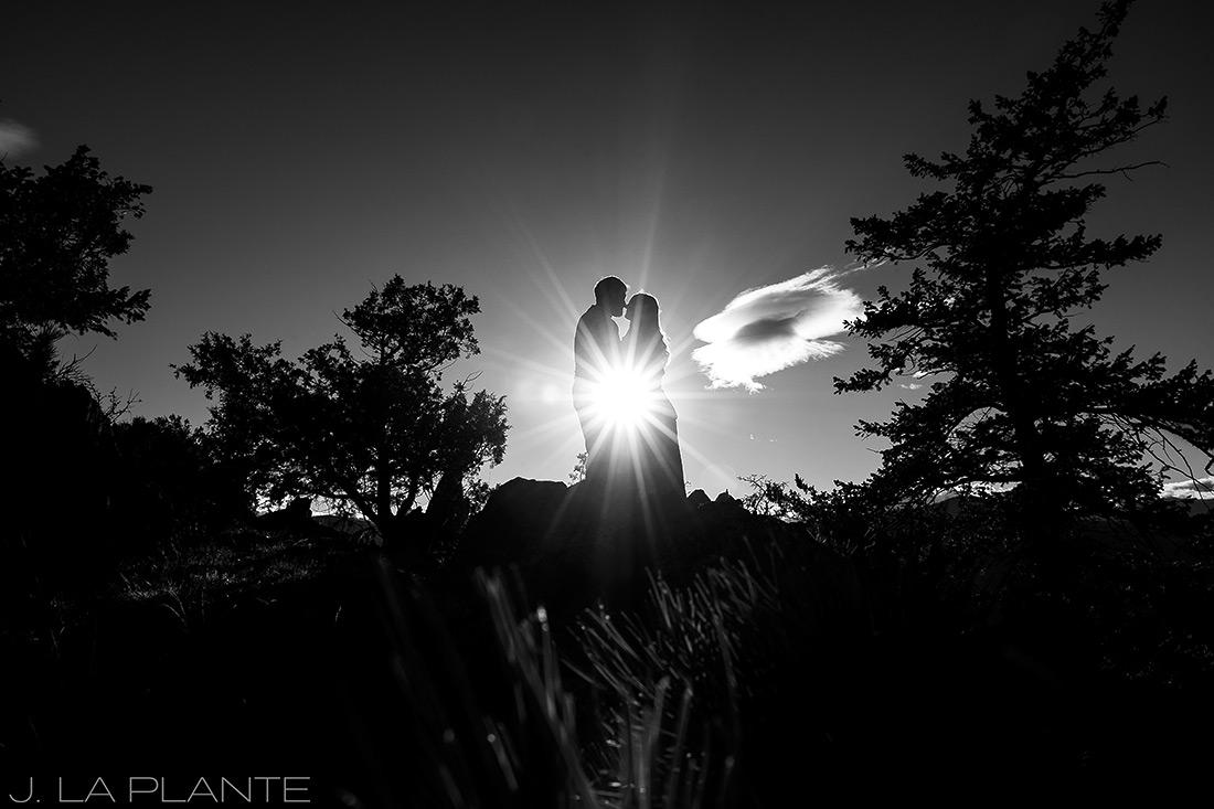 Colorado Mountain Engagement | Estes Park wedding photography | J La Plante Photo