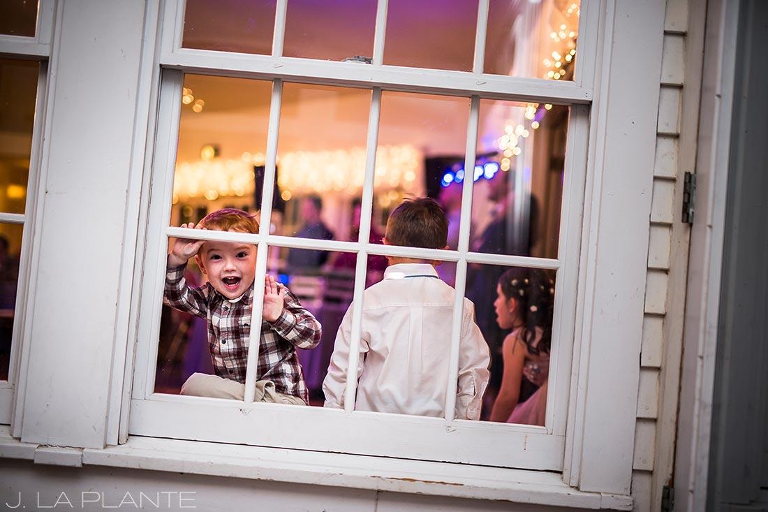 Willow Ridge Manor Wedding | Ringbearer | Denver wedding photographer | J La Plante Photo