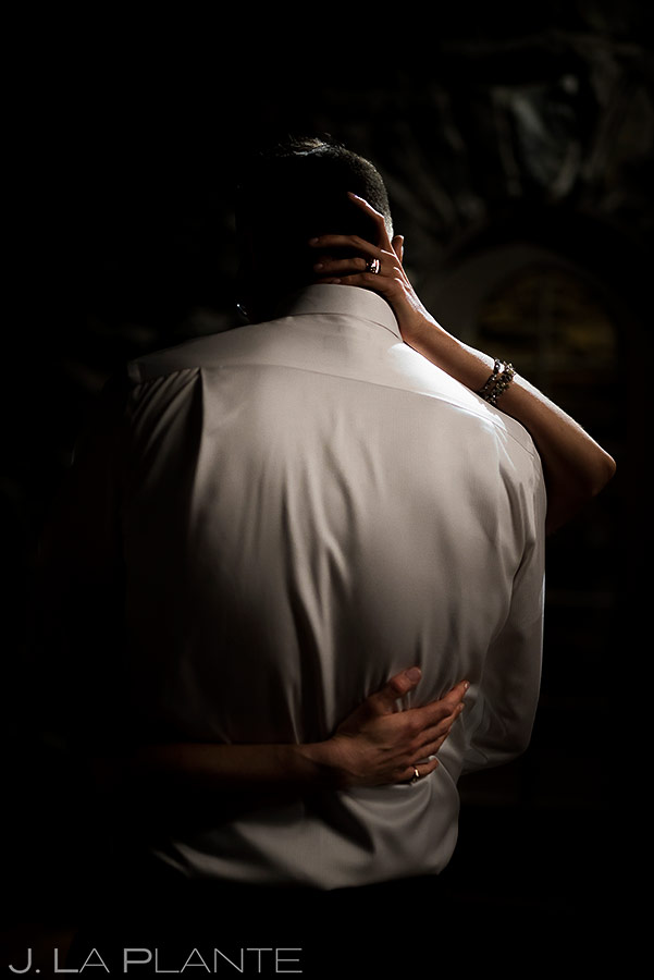First Dance as Husband and Wife | Chief Hosa Lodge Wedding | Denver Wedding Photographers | J. La Plante Photo